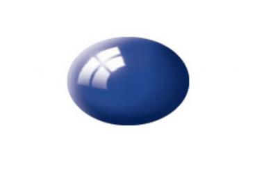 36151: leská ultramarínová modrá (ultramarine-blue gloss) - Aqua