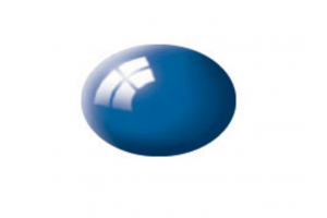 52: lesklá modrá (blue gloss) - Aqua