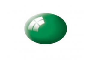 36161: lesklá smaragdově zelená (emerald green gloss)