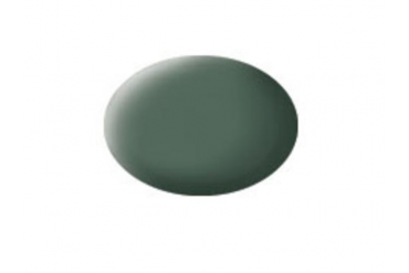 36167: matná zelenavě šedá (greenish grey mat) - Aqua
