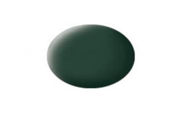 36168: matná tmavě zelená (dark green mat RAF) - Aqua