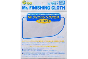 Mr. Finishing Cloth - utěrka leštící super jemná - GT31