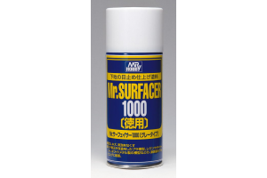 Mr. Surfacer 1000 - stříkací tmel 170ml - B519