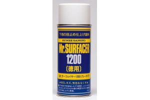 Mr. Surfacer 1200 - stříkací tmel 170ml - B515