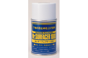 Mr. Surfacer 1000 - stříkací tmel 100ml - B505