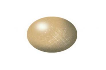 36194: metalická zlatá (gold metallic) - Aqua