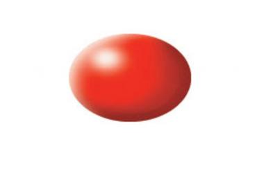 36332: hedvábná světle červená (luminous red silk) - Aqua