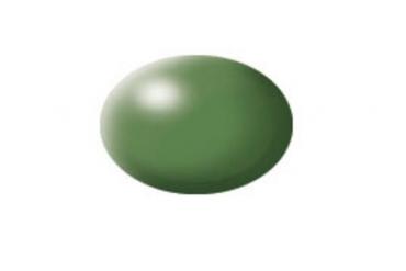 36360: hedvábná zelená (green silk) - Aqua