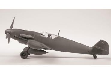 Model Kit letadlo 4806 - Messerschmitt Bf-109 F4 (1:48)
