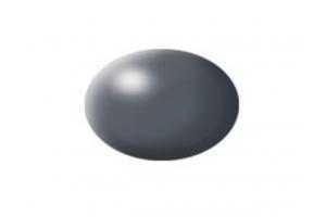 36378: hedvábná tmavě šedá (dark grey silk) - Aqua