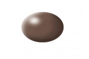 381: hedvábná hnědá (brown silk) - Aqua