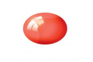 731: transparentní červená (red clear) - Aqua