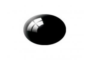 07: leská černá (black gloss) - Aqua