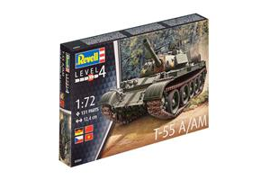 T-55A/AM (1:72) - 03304
