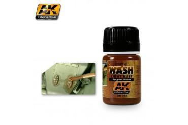 Light Rust Wash - AK046