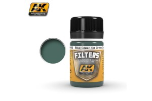 Light Filter for Green Vehicles - AK4162