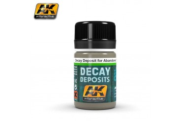 Decay Deposit for Abandoned Vehicles - AK675