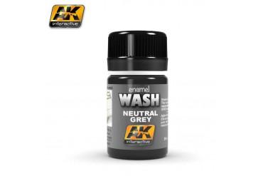 Neutral Grey for White/Black Wash - AK677
