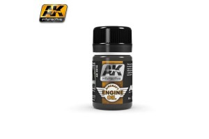 Aircraft Engine Oil - AK2019