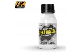 Texturizer Acrylic Resin 100ml - AK665