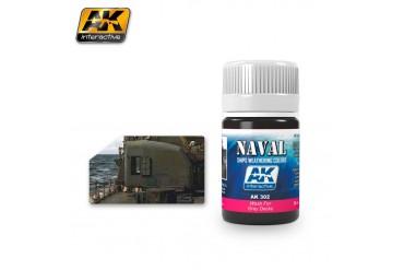 Wash For Grey Decks - AK302