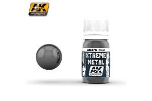 476: XTREME METAL STEEL