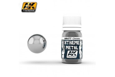 477 - XTREME METAL CHROME