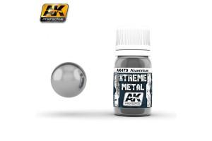 479 - XTREME METAL ALUMINIUM