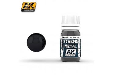 486 - XTREME METAL JET EXHAUST