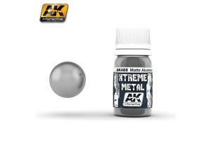 488: XTREME METAL MATTE ALUMINIUM