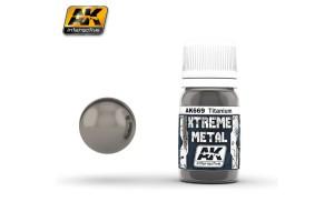 669: XTREME METAL TITANIUM