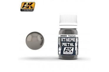 669 - XTREME METAL TITANIUM