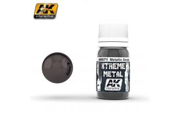 671 - XTREME METAL SMOKE METALLIC