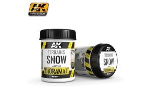 Terrains Snow 250ml - AK8011