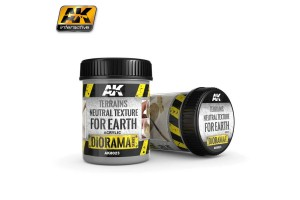 Terrains Neutral Texture for Earth 250ml - AK8023