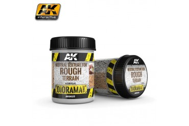 Neutral Texture for Rough Terrain 250ml - AK8025