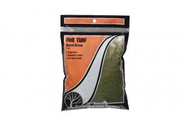 Jemný spálený trávník (Fine Turf Burnt Grass Bag) - T44
