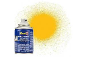 34115: matná žlutá (yellow mat) - sprej