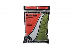 Hrubý světlý trávník (Coarse Turf Light Green Bag) - T63