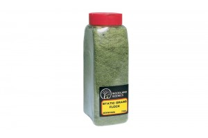 Zelená tráva (Flock Medium Green Shaker) - FL635