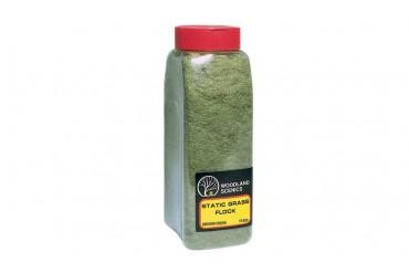 Zelená tráva (Flock Medium Green Shaker) - T1635