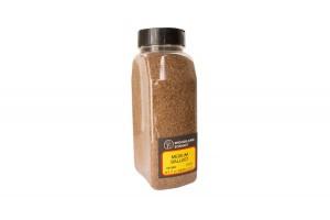 Jemný hnědý štěrk (Brown Fine Ballast Shaker) - B1372