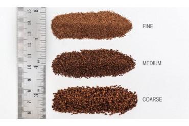 Hnědý štěrk (Brown Medium Ballast Shaker) - B1379