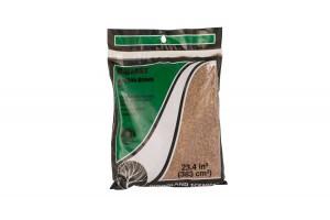 Jemný hnědý štěrk (Brown Fine Ballast Bag) - B72