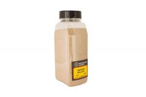 Jemný žlutohnědý štěrk (Buff Fine Ballast Shaker) - B1373