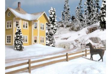 Sněhové vločky (Soft Flake Snow™) - SN140