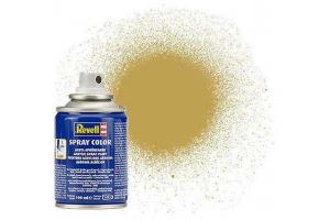 34116: matná pískově žlutá (sandy yellow mat) - sprej