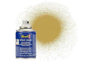 Barva Revell ve spreji - 34116: matná pískově žlutá (sandy yellow mat)