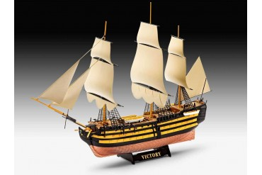 Plastic ModelKit loď 05819 - Admiral Nelson Flagship (1:450)