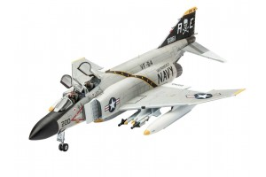 F-4J Phantom US Navy (1:72) - 03941